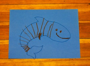Simone and Rainer's Sea Creature