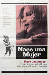 Original Spanish language one sheet poster for Rapture (1965)--soon to be mine