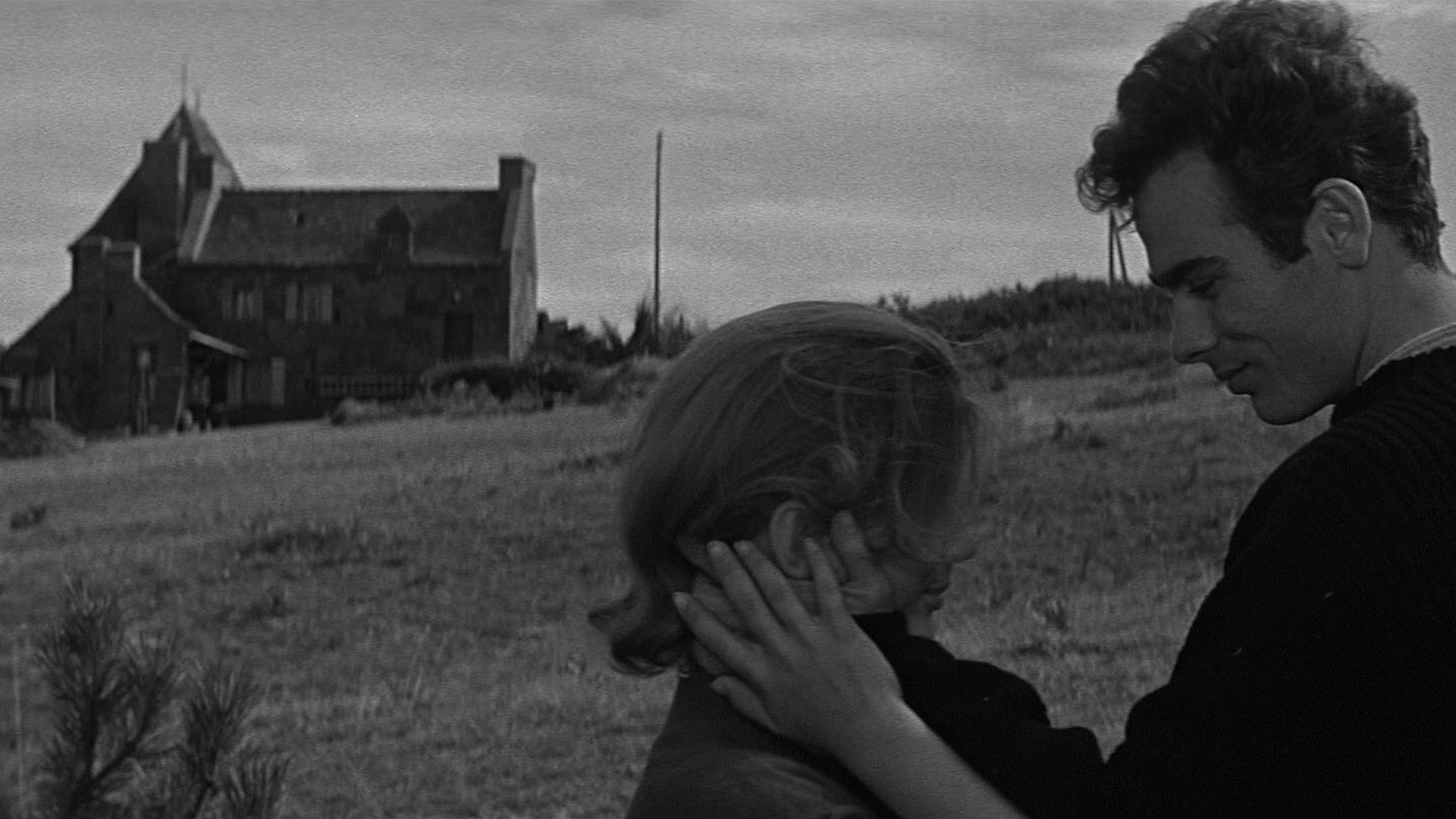 Patricia Gozzi and Dean Stockwell in Rapture (1965)
