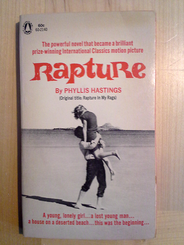 Rapture by Phyllis Hastings