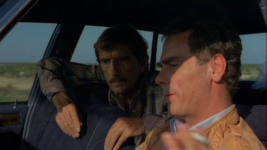 Harry Dean Stanton and Dean Stockwell in Paris, Texas (1984)